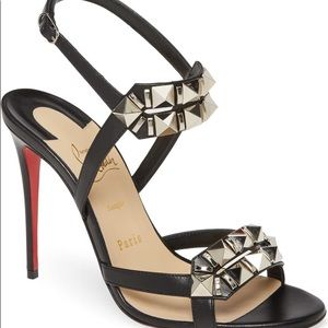 Christian Louboutin Galerietta Ankle Strap Sandal